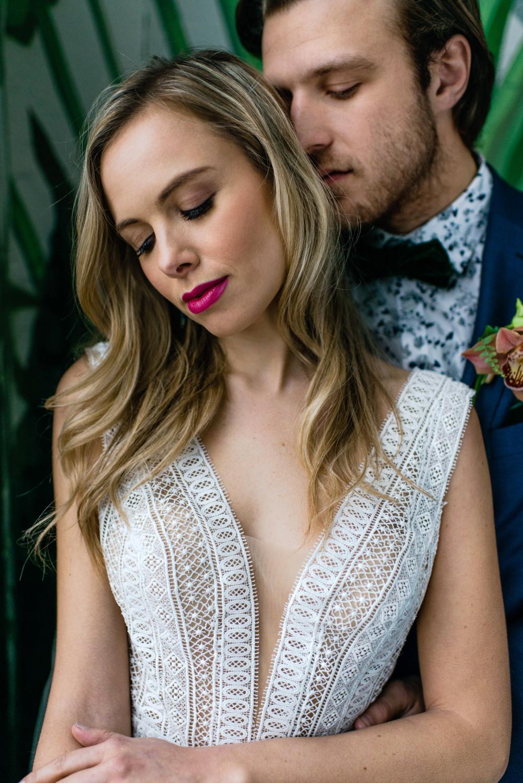 - Make Me Bridal Artist: Rosie Blush.