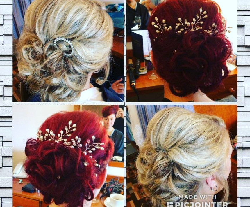 Helen Gregory Hair Design - Bridal Artist