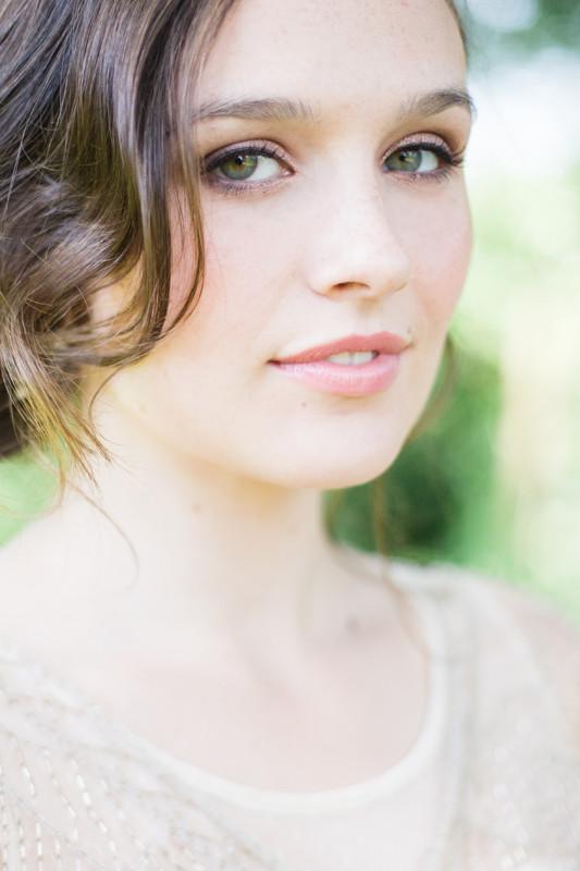 Natural makeup using Mac & Stila - Make Me Bridal Artist: Katy Djokic - Wedding Hair & Makeup. Photography by: Cecelina Tonberg. #bridalmakeup #natural #weddingmakeup #naturalmakeup