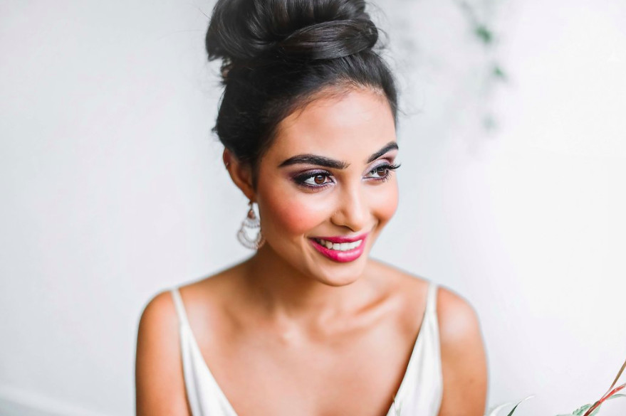 Wedding hair and makeup - Make Me Bridal Artist: Katy Djokic - Wedding Hair & Makeup. Photography by: Charlotte Wise. #bridalhair #weddinghair #weddingmakeup