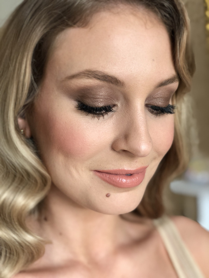 Wedding makeup - Make Me Bridal Artist: Katy Djokic - Wedding Hair & Makeup. #glamorous