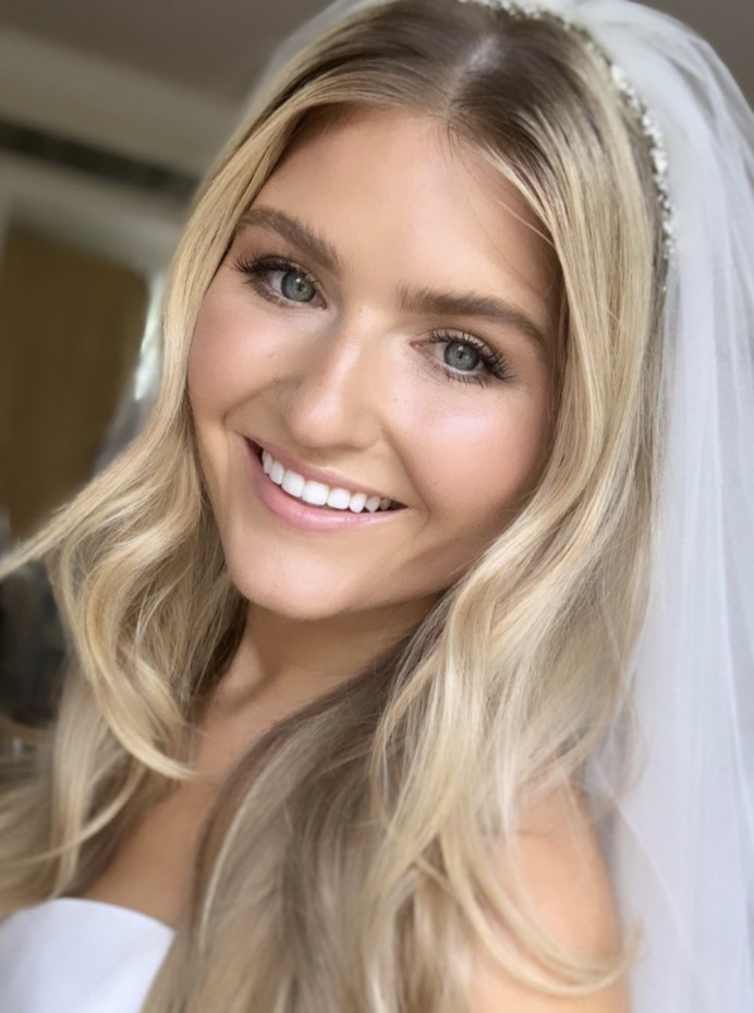 She left beauty wherever she went!