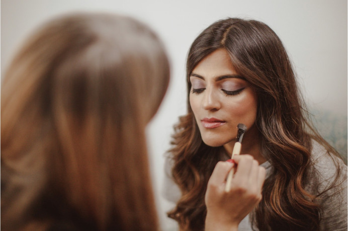 Flawless make up will alwaysequal a flawless day and eventually a flawless life! Aneeqa's big day - Make Me Bridal Artist: Eleni Liatsou Make up. #bridalmakeup #weddingmakeup #asianwedding #asianbride #weddingmakupartist #asianmakeup #bohowedding #romanticmakeup
