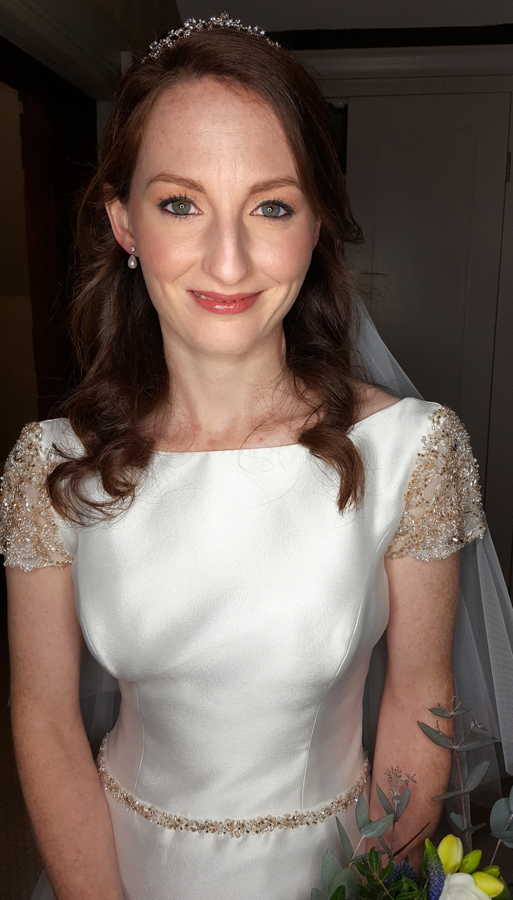 - Make Me Bridal Artist: Samantha Eaton Make-up. #classic #airbrushedmakeup