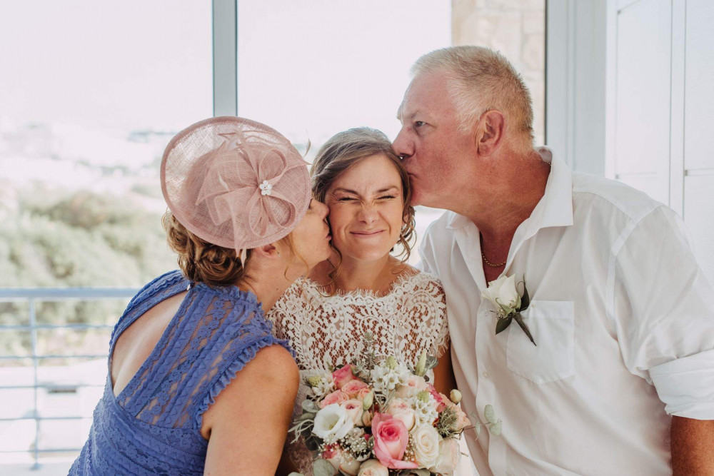 A gorgeous Paphos family wedding Temperatures soared to 45 degrees and the make-up I used not only survived the heat for 10 hours but also the pool party in the evening. - Make Me Bridal Artist: Samantha Eaton Make-up. #classic #naturalmakeup #destinationwedding #cypruswedding #family