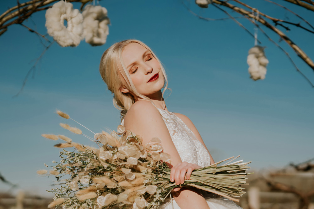 - Make Me Bridal Artist: Victoria Oke Makeup. Photography by: Hayley Savage Photography. #boho