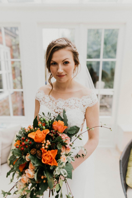 - Make Me Bridal Artist: Victoria Oke Makeup. Photography by: Jonny Gouldstone.