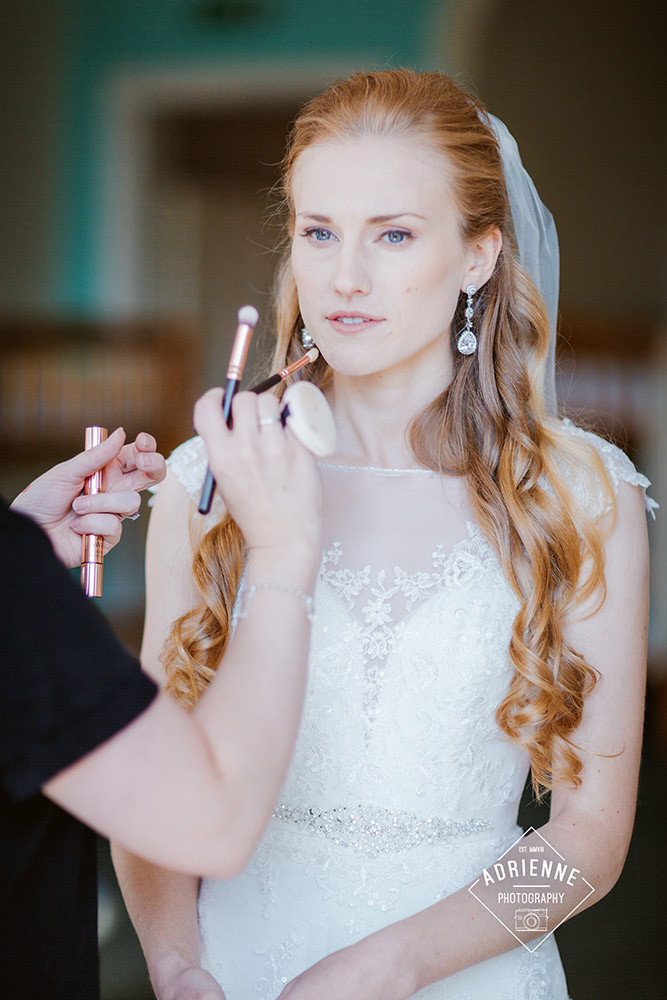 - Make Me Bridal Artist: Victoria Oke Makeup. Photography by: Adrienne Photography.