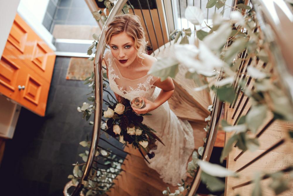 - Make Me Bridal Artist: Victoria Oke Makeup. Photography by: Natasha Ford.