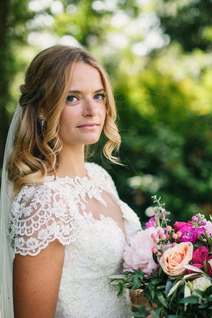 Romantic, natural and bohemian beauty - Make Me Bridal Artist: Rosie Hart . Photography by: Tom and Lizzie Redman. #bohemian #glamorous #boho #naturalmakeup #weddinghair #weddinghairandmakeup #bohobride #romantic #hairdown #naturalweddingmakeup #forthenaturalbride #curlyhair #romantichair