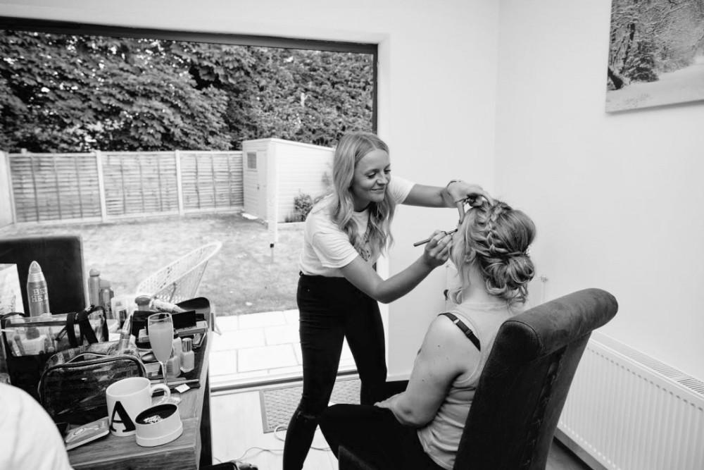 - Make Me Bridal Artist: Rosie Hart . #bridalhairandmakeup #hairandmakeup #weddinghairandmakeup #bridetobe