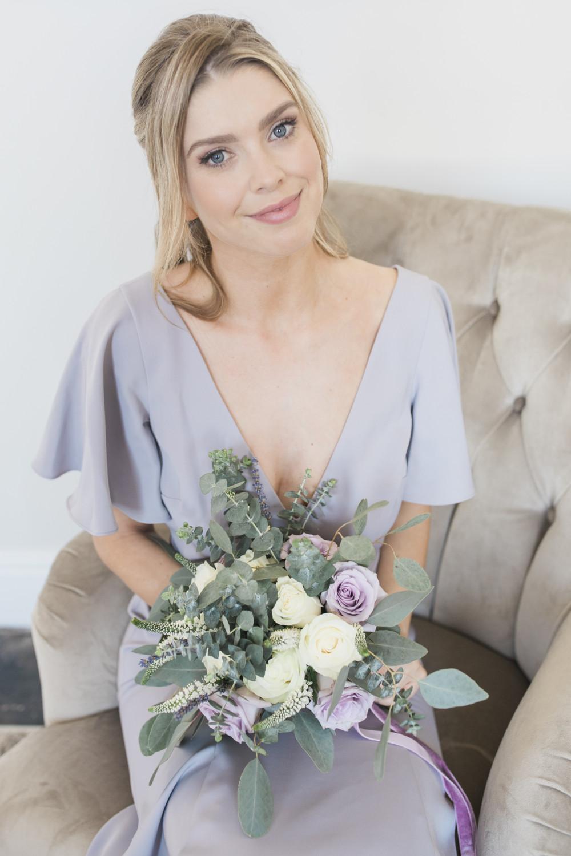 - Make Me Bridal Artist: Kate Waller Hair & Make up. Photography by: Natalie D Photo. #naturalmakeup #bridesmaid #bridesmaidmakeup