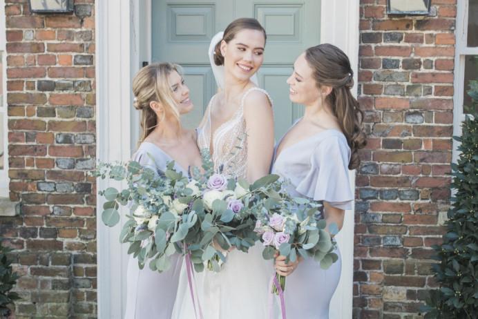 - Make Me Bridal Artist: Kate Waller Hair & Make up. Photography by: Natalie D Photography.