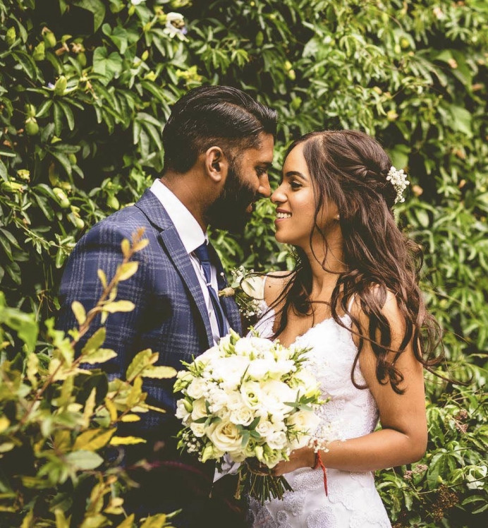 - Make Me Bridal Artist: Carter Hair & Makeup. #flowersinherhair