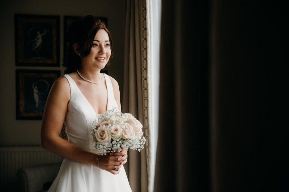 - Make Me Bridal Artist: Make-up By Lexi Brownfield. Photography by: Andy Chambers. #classic #naturalmakeup #bridalhair #bridalmakeup