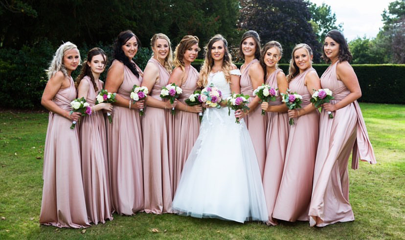 - Make Me Bridal Artist: Make-up By Lexi Brownfield. Photography by: Andy Griffin. #bridesmaidhair #bridesmaid #weddinghairandmakeup #bridesmaidmakeup #bridalmakeup #brideprep