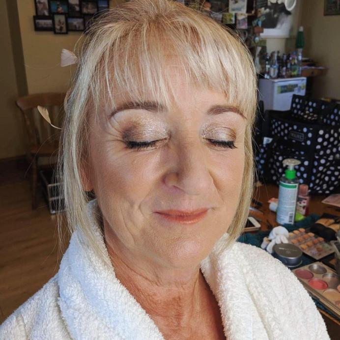 Wedding guest hair and makeup - Make Me Bridal Artist: Bohemia Beauty.