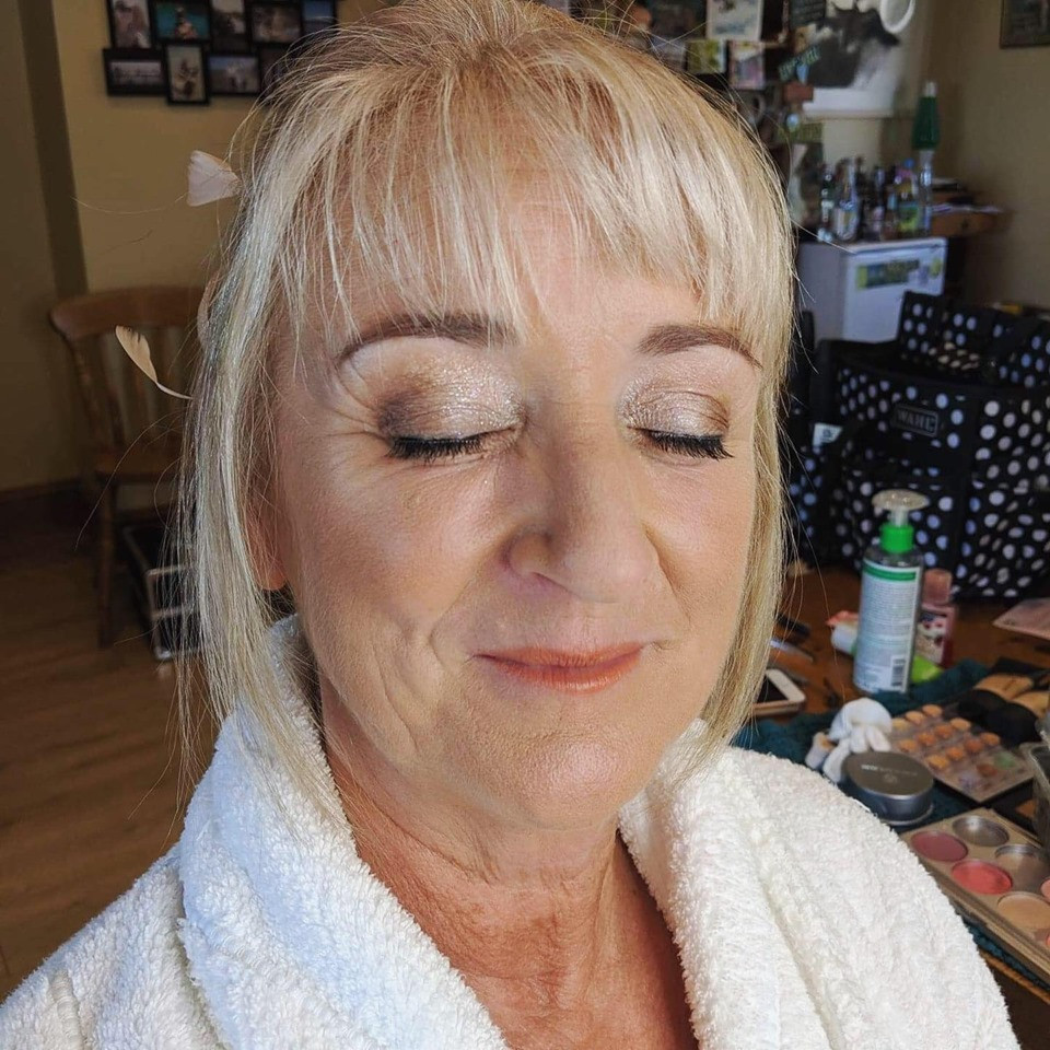 Wedding guest hair and makeup - Make Me Bridal Artist: Bohemia Beauty.