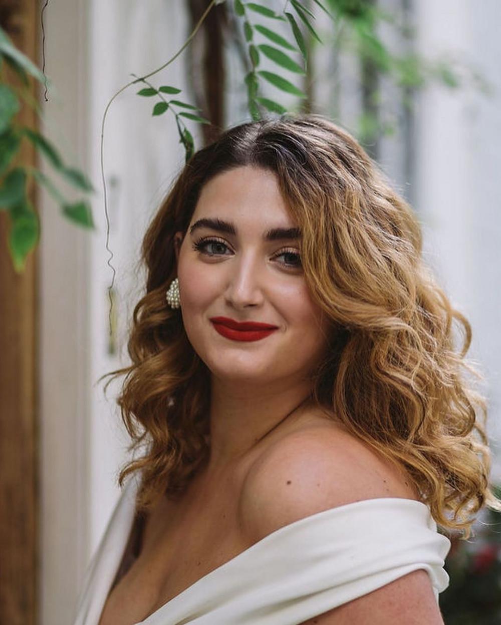 - Make Me Bridal Artist: Abi Taylor Bride. Photography by: Osman Marco Gyasi. #bridalmakeup #bridalhair