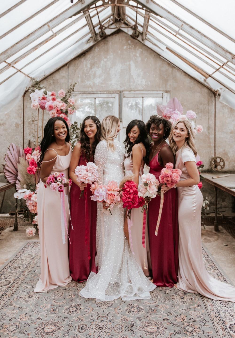 - Make Me Bridal Artist: Abi Taylor Bride. Photography by: Rebecca Carpenter. #bridesmaidhairandmakeup #bride
