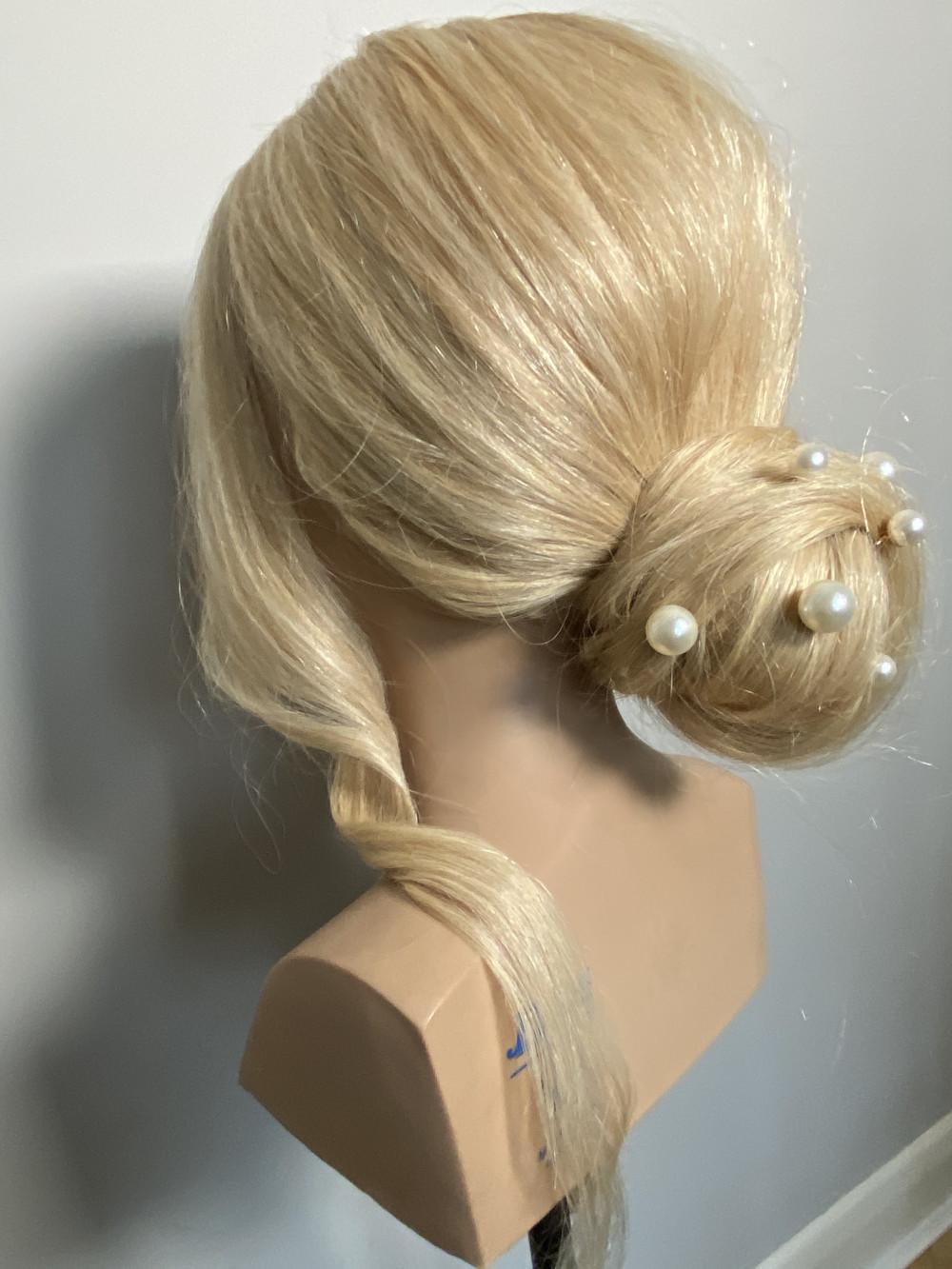 - Make Me Bridal Artist: Abi Taylor Bride. #bridalhair