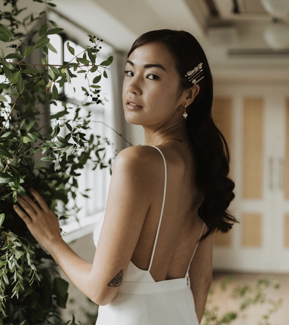 - Make Me Bridal Artist: Abi Taylor Bride. Photography by: Alba Turnbull. #bridalmakeup #londonmua #londonwedding