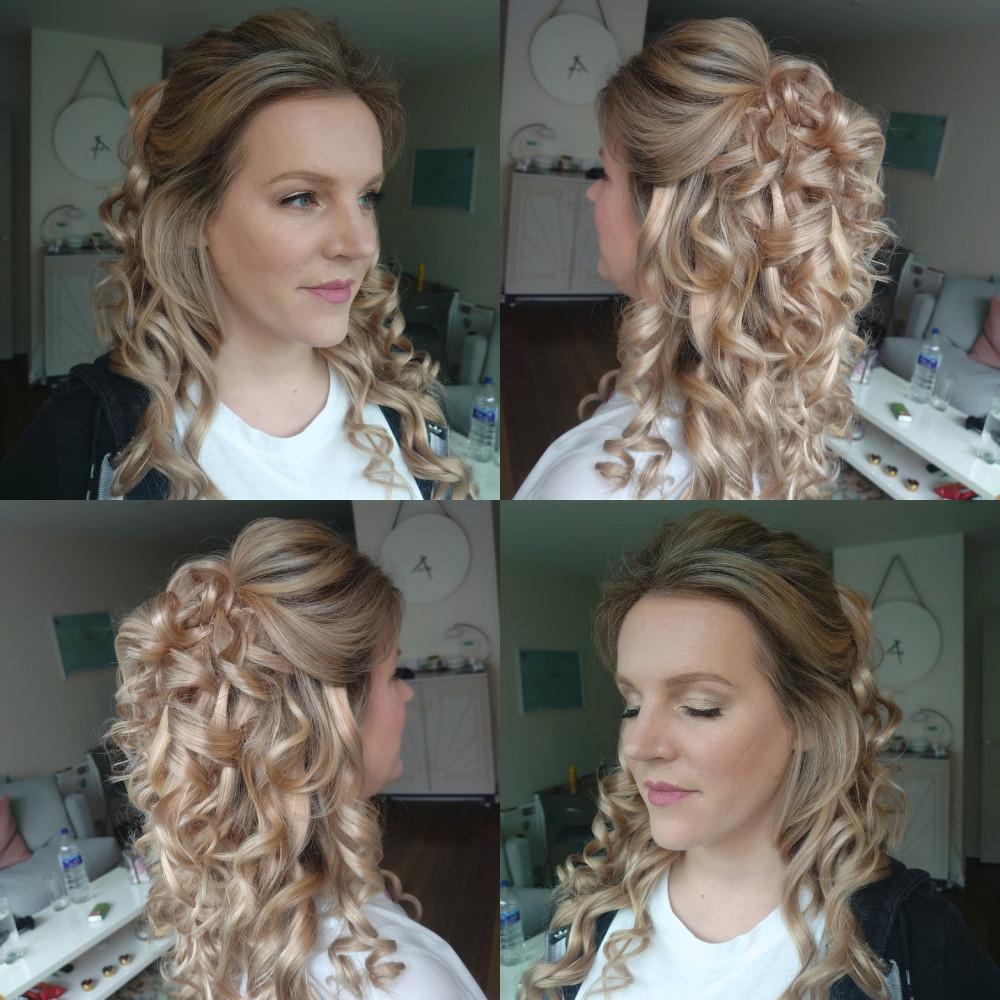 - Make Me Bridal Artist: Jemmas Hair and Makeup.