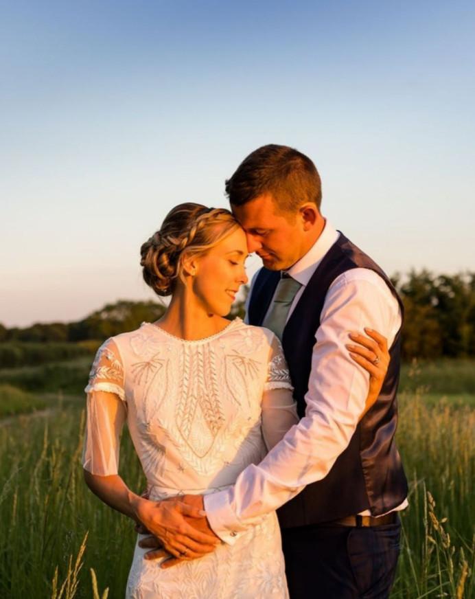 - Make Me Bridal Artist: Brunetti Artistry MUA. Photography by: Heather Jackson. #classic #vintage #naturalmakeup #bridalmakeup