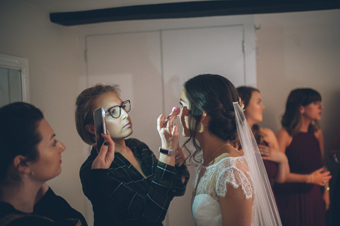 - Make Me Bridal Artist: Grace cole hair and makeup.