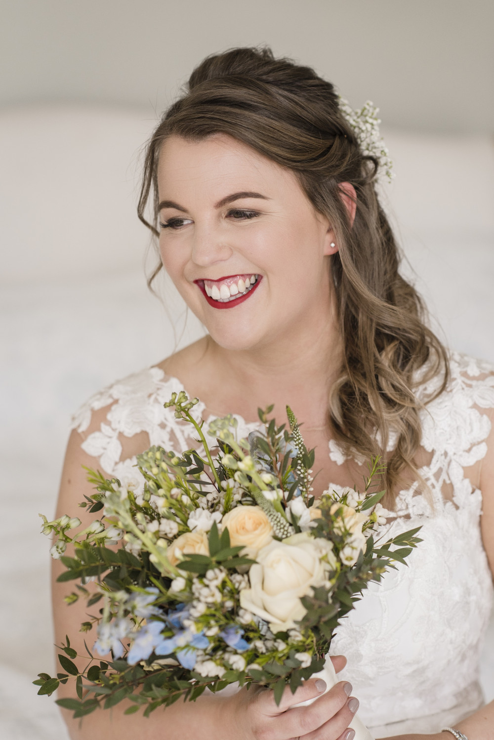 - Make Me Bridal Artist: Grace cole hair and makeup. Photography by: Eleanor Jayne weddings.