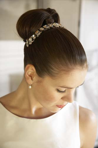 Classic beauty. - Make Me Bridal Artist: Alexis Anstey. #classic