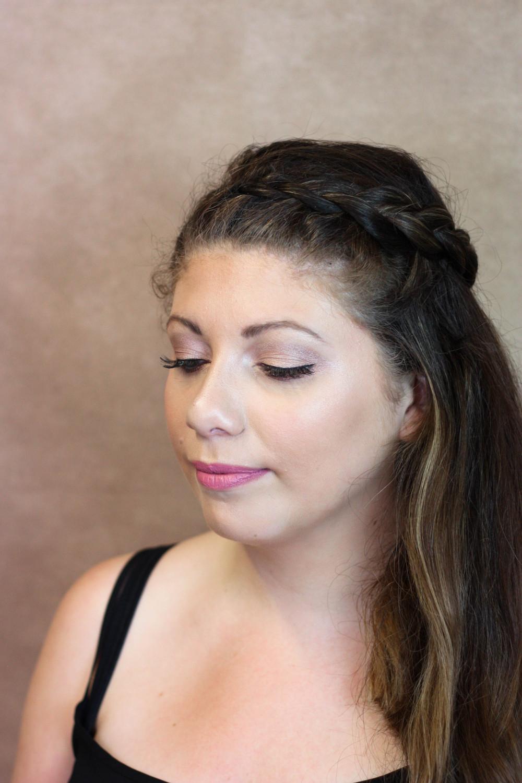 Natural Wedding Makeup - Make Me Bridal Artist: Michelle Cousins Makeup Artist. Photography by: Lucy Jayne Makeup Academy. #weddinghairandmakeup #naturalmakeup #kentbridalmakeupartist #kentmakeupartist