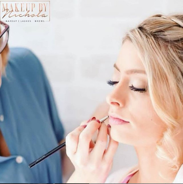 Traditional makeup by Nichola - Make Me Bridal Artist: Makeup By Nichola. #classic #naturalmakeup #bridesmaidmakeup #flawlessmakeup #flawlessskin