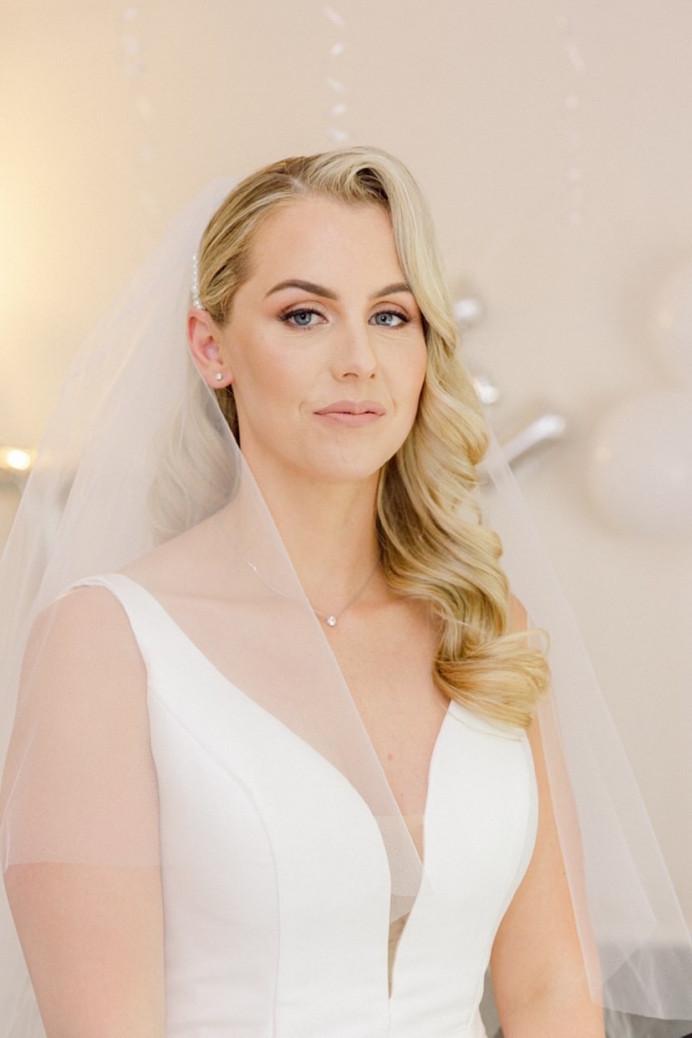 - Make Me Bridal Artist: Suzanne Dusek Hair & Makeup. #bridalmakeup #bridalhair #weddinghair