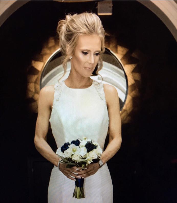 Bridal Hair & Makeup at Gorsehill In Woking Surrey - Make Me Bridal Artist: Suzanne Dusek Hair & Makeup.