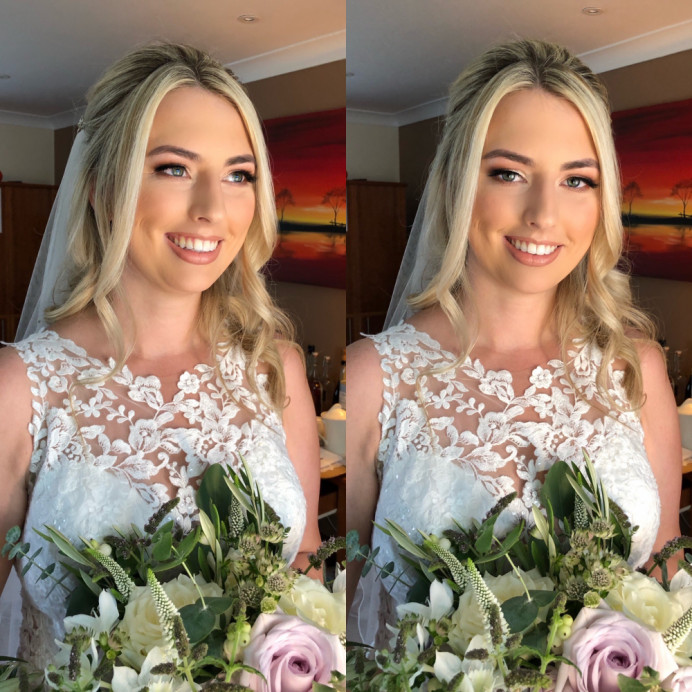 Venue: Ivy House Country Hotel Hair: Tara Boylan and Vanity Lain Hair Photography: Chris Bottrell Photography Flowers: Flora and Fern - Make Me Bridal Artist: Eleanor Ainslie Artistry. Photography by: Chris Bottrell Photography. #classic #glamorous