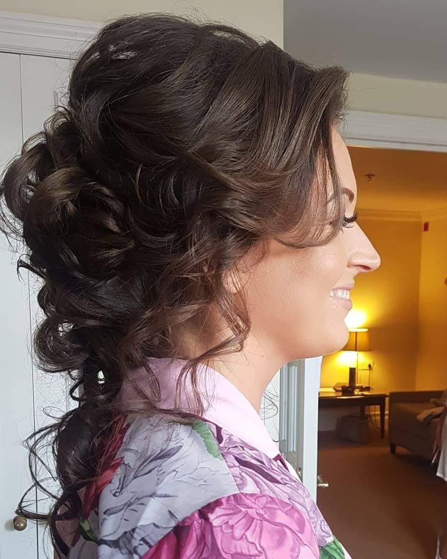 - Make Me Bridal Artist: Hair Creations North West. #curls #bridalhair #looseupdo #haircreationsnorthwest