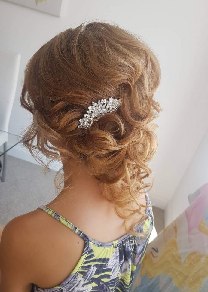 - Make Me Bridal Artist: Hair Creations North West. #curls #haircreationsnorthwest