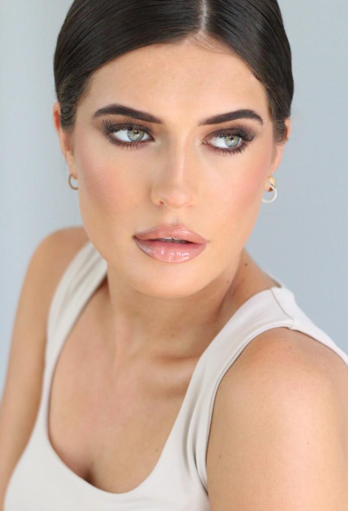 - Make Me Bridal Artist: Catherine Strong Hair & Make-up. #glamorous #weddingmorning #weddinghairandmakeup