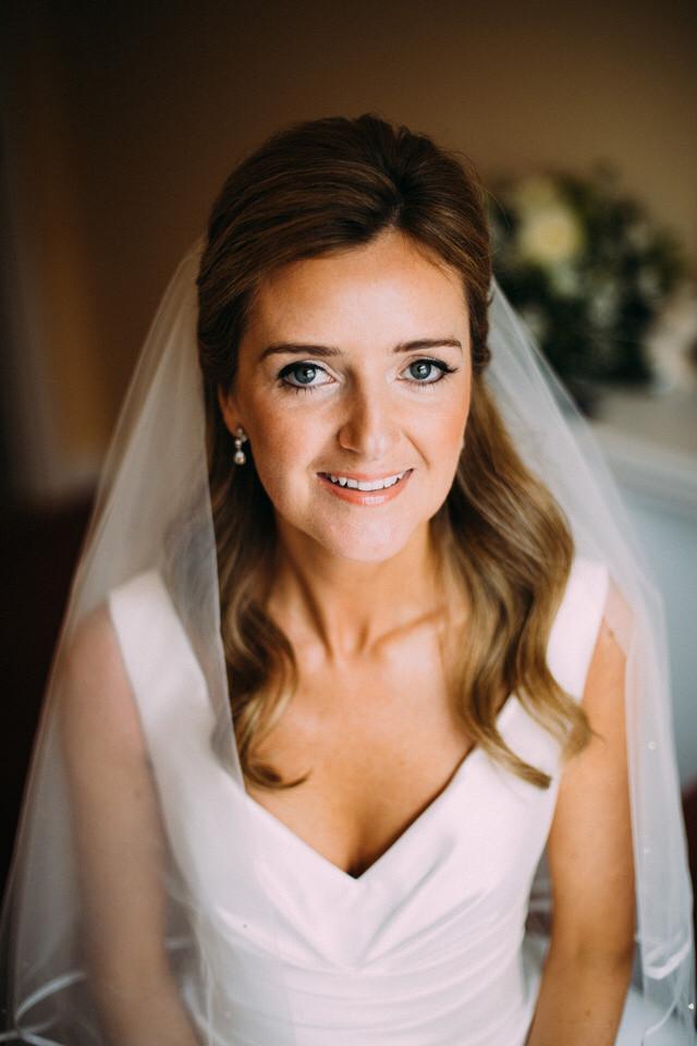- Make Me Bridal Artist: Catherine Strong Hair & Make-up. #weddingmorning #bridalmakeup #naturalmakeup #weddingmakeup
