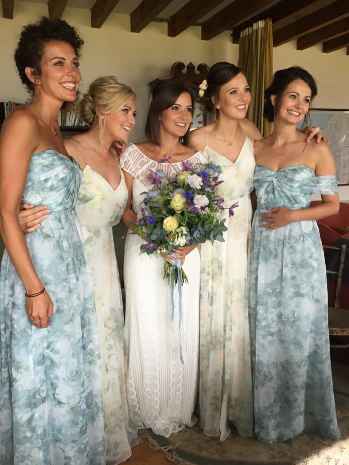 - Make Me Bridal Artist: Lisa gadsby wedding hair specialist . Photography by: Taken my me. #bohemian #flowersinherhair #messybun #bridalhairstylist