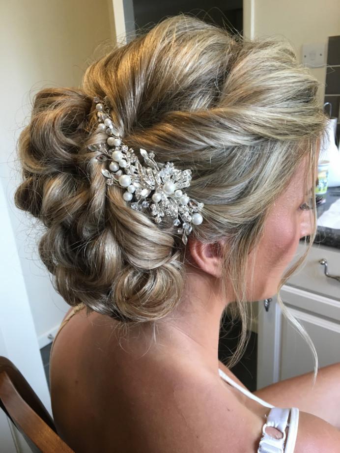 - Make Me Bridal Artist: Lisa gadsby wedding hair specialist . Photography by: Taken by me . #bohemian #classic #vintage #glamorous #weddinghair #bridalhair