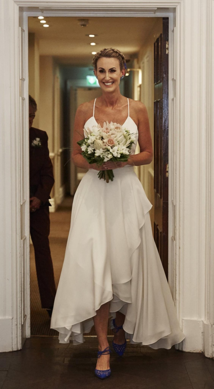 Another happy bride with my hair&makeup - Make Me Bridal Artist: Makeup art Magda.