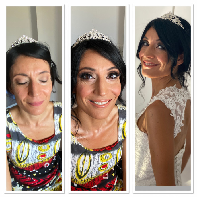 - Make Me Bridal Artist: Makeup art Magda. #bridalmakeup