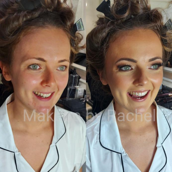 - Make Me Bridal Artist: Makeup By Rachel. #glamorous #bridalmakeup