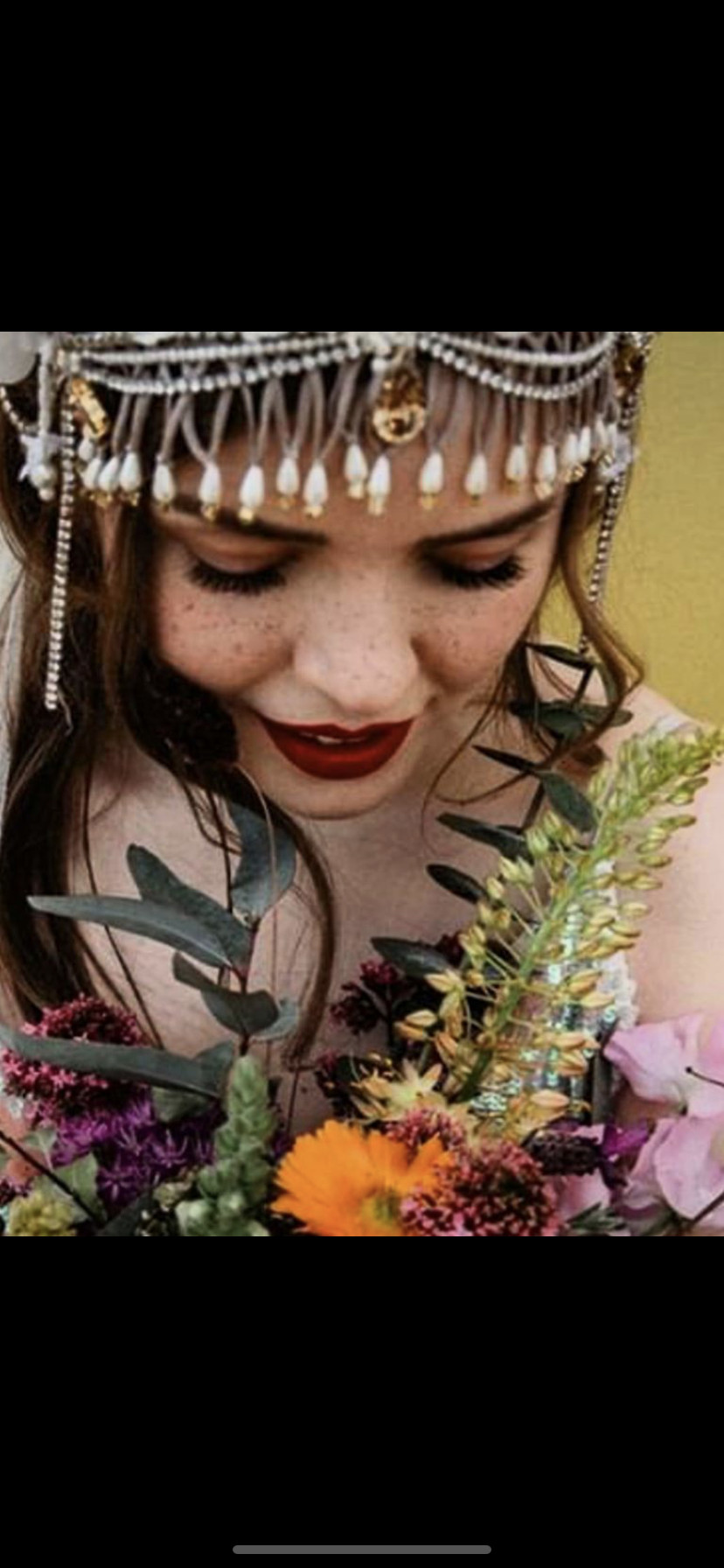 - Make Me Bridal Artist: Flashkate Bridal Hair and Make Up. #bohemian #alternative