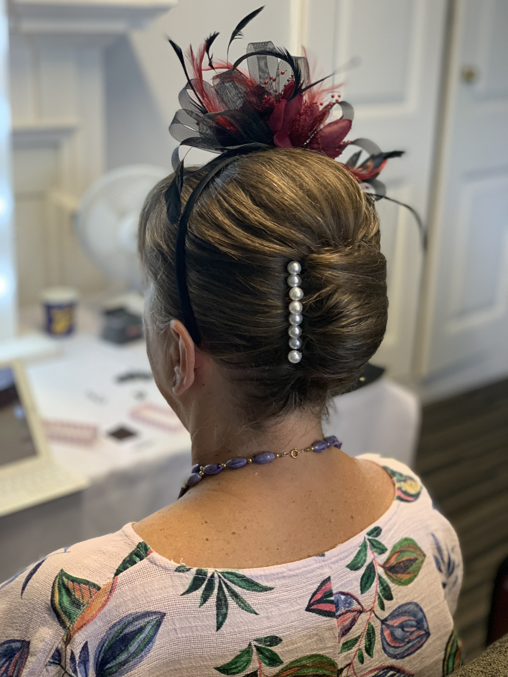 Mother of bride hairstyle - Make Me Bridal Artist: Abigail Blake.