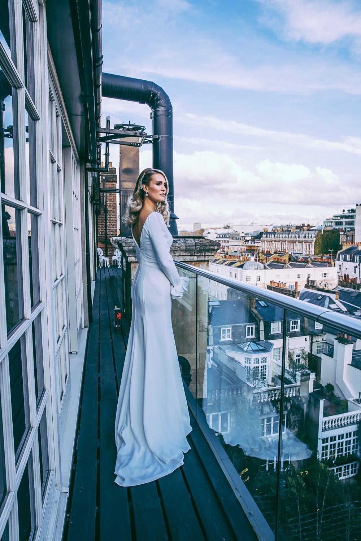 - Make Me Bridal Artist: Rosie Cerosio Makeup. Photography by: Graham Joy. #classic #naturalmakeup #bridalmakeup
