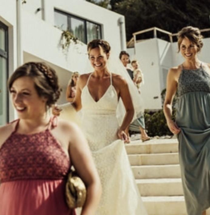 My first destination wedding in Portugal. - Make Me Bridal Artist: RDWhair. #destinationwedding #bridalparty