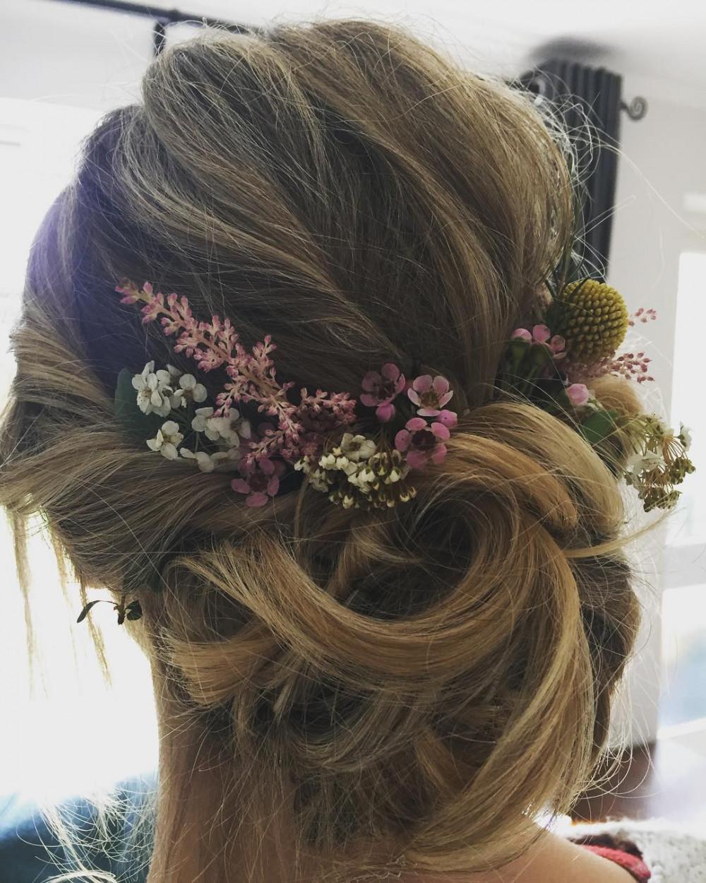 - Make Me Bridal Artist: Hero Hairstylist .